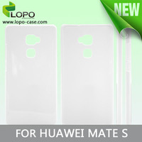 sublimation cell phone cases for Huawei Mate S