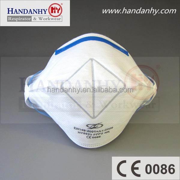 disposable respirator FFP1 FFP2 active carbon face mask ...