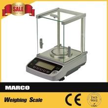 100g 1mg balanza electrónica laboratorio para análisis de alta exactitud