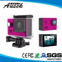 1080p helmet action camera waterproof helmet mounted camera for outdoor activities