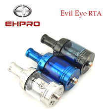 wholesale e cigarette e cigarette china Ehpro 26650 2015 new rebuildable atomizer Evil Eye RTA
