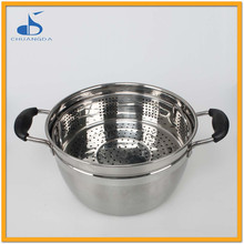 Stainless Steel cookware rice cooker vegetable optima steamer for sale