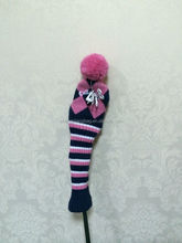 Wool Knitted Golf Head Covers