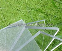 PC flat sheet ,new building materials 2013,Polycarbonate solid sheet