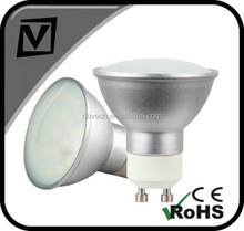 3W Gu10 SMD led spotlight aluminum cheap