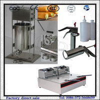 Fried Dough Stick Making and Frying Machine for Churros