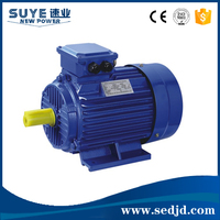 Y2 Series Three Phase Induction Electric Motor 100 Kw