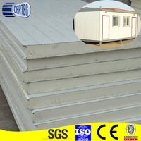 PU Polyurethane Roofing Tile Sandwich Panel for Wall and Roof