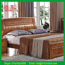 Promotion new furniture product carved adult sized car bed (XFW-618)
