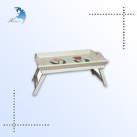Custom High Quality Screen Printing Pine Tea Wooden Tray in China made
