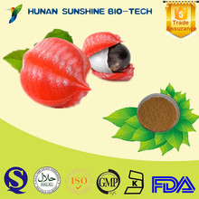 100% Natural Guarana Seed Extract as Pharmaceutical Ingredients