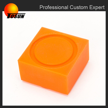 hot sale eco-friendly molding rubber parts customized air compressor rubber feet