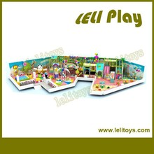 LL-I36 Hottest Soft Padded Attractive Indoor Play