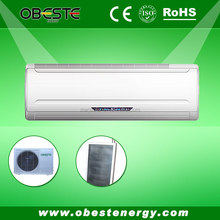 Solar Hybrid air conditioner 12000btu-24000 btu Hot Thermal