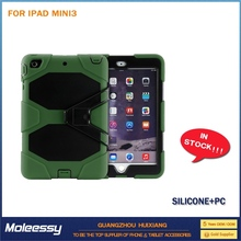 New products belt clip leather case for ipad mini