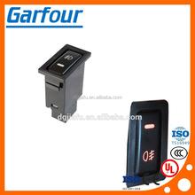 car orange led vigo echo fog lamp switch/automobile fog lighting switch/auto switch