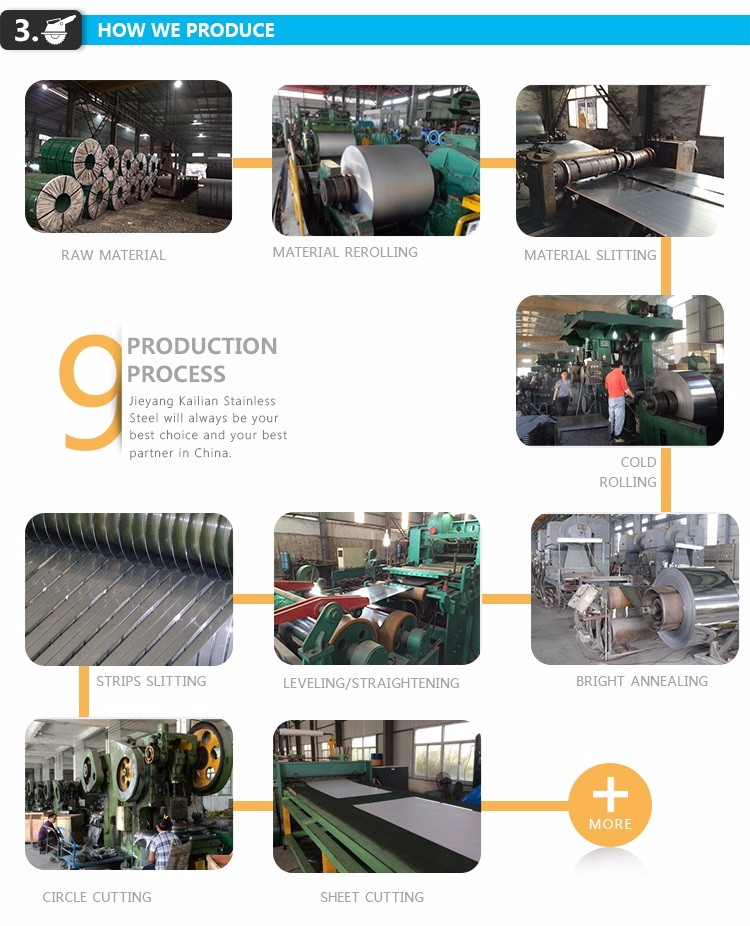 stainless steel strip band