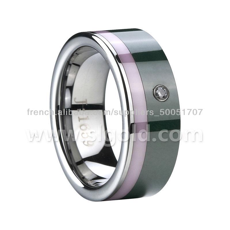 anneau diamant chevaliere homme mariage de mode bijoux terner purse ...