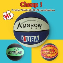 Custom printed rubber basketball strong,basketball ball outdoor
