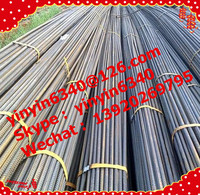 hot rolled round bar reinforcing steel rebar unit weight of steel