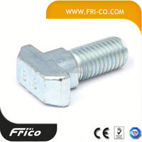 Flat Head Carriage Bolt Stainless Steel
