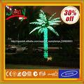 2014 El más nuevo árbol artificial luz palmera barato con el CE ROHS GS BS UL SAA