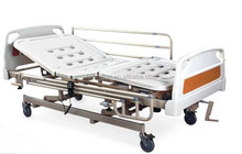 multi-function electric adjustable ICU hospital bed with weight scale