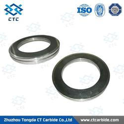 Perfect design cemented carbide roller wheel used for wire holding