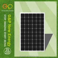 high efficiency low price 600 watt solar panel