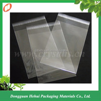 Manufacturer OPP self adhesive clear bag plastic