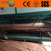Exact thickness 0.3mm+ Grade A/B/C/D/E natural gurjan wood face veneer