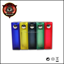 Colorful ABS Box Mod Vape Mechanical Box Mod ABS Box Mod Promotion from Moyuan