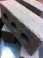 Hot sale ceramic fire resistant brick with hollow 100x210