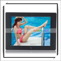 12 Inch Screen Acrylic HD Chinese Sex Digital Photo Frame