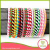 Handmade Grosgrain Ribbon Spiral stripes Girls hair bands