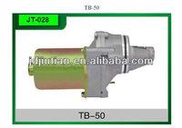 TB50 motorcycle starter motor
