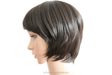 Synthetic Wigs Heat Resistant Synthetic Hair Wig Customized factory price