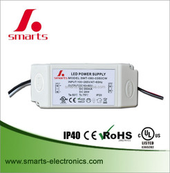 Reliable quality IP20 Constant Current Led Driver 28W 350mA