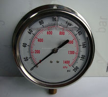 all stell air compressor pressure gauge