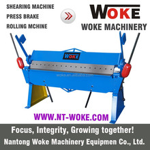 Manual folding metal, Manual sheet metal folding machine