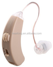 2015 Newest Digital programmable hearing aid Made in china BTE k-163H