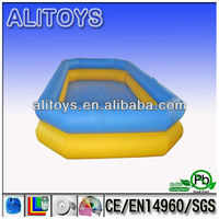(AliToys!)2013 hot selling and factory price Inflatable portable swimming pools 02