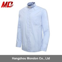 Wholesale High Quality Promotional Men Long Sleeves Shirt for Clergy