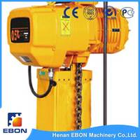 0.5 Ton Electric Chain Hoist Price Very Competitive