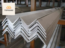 STEEL STRUCTURE ! MS angle , Q235B Q345B A36 SS400 angle bar, iron and steel boat for sale
