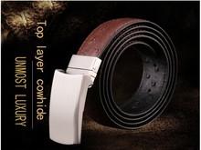 2015 Fashion 100% Italian Real Genuine Leather Belts