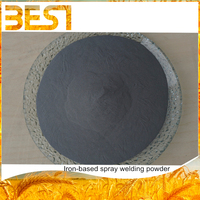 Best35F iron ore/metal powder/iron-based spray welding powder