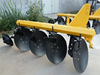 Africa Hot selling 1LTS-4 Heavy duty 4 Disc Plough for 80-120HP Tractor
