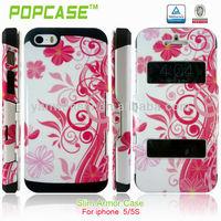 flip style sgp neo hybrid ex case for iphone 5s