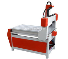 mini automatic engraver 6090/ high speed cheap advertising metal cnc router